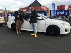 Car City Auckland Testimonial - Maise and Daniel